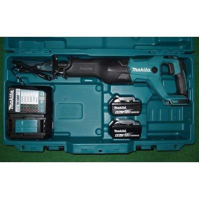 マキタ JR186DRGX 18V-6.0Ah充電式レシプロソー 予備電池付セット セーバーソー