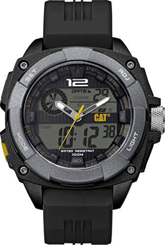 Reloj Digita para Hombre color Negro MD15521121