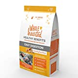 WholeHearted Healthy Digestion Chicken and Egg Product Recipe Dry Cat Food, 5 lbs.