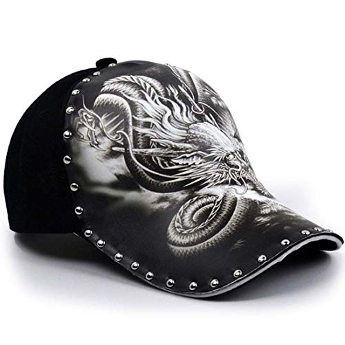 Gorra de béisbol Chino de Gumoni, de algodón, para hombre y mujer