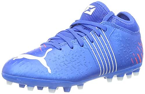 Puma Future Z 4.2 MG Jr, Zapatillas de fútbol, Bluemazing-Sunb, 37.5 EU