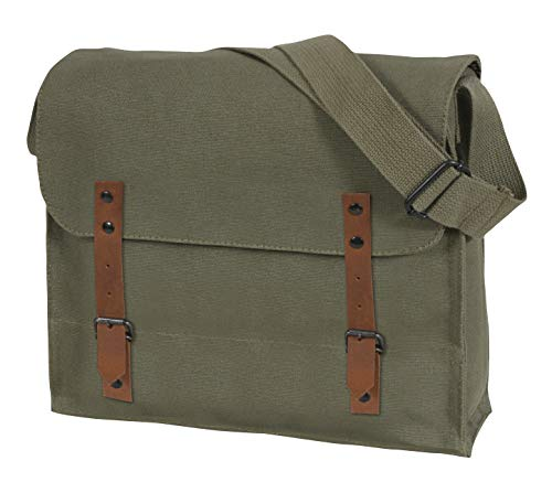 Rothco Canvas Medic Bag, Olive Drab