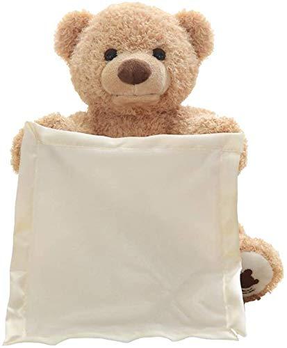 Pamura - GUCK GUCK Bärchen - Teddybär klein - Kuscheltier Bär - Spielzeug - Soft Toy Bär - Geschenk Geburt - Kuscheltier klein - Kinder - Baby - weich - Plüsch