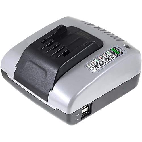 Powery Cargador con USB para Dewalt Martillo Combinado DW005