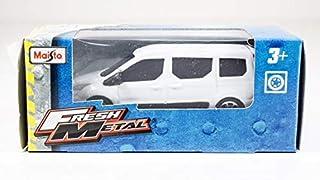 Fresh Metal - Free Wheeler Diecast Car - 3 inch - Ford Transit Connect