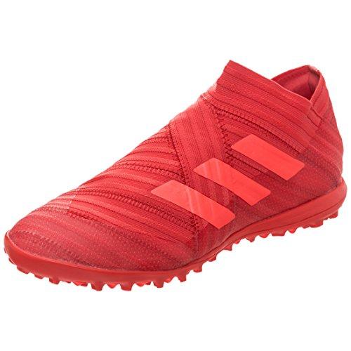 adidas Nemeziz Tango 17+ Tf, Scarpe da Calcio Uomo, Rosso Orange Orange, 48 EU
