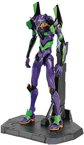 ThreeZero Robo-Dou Evangelion Test Type-01 Collectible Figure, Multicolor
