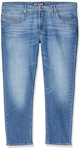 MAC Jeans Herren Arne Pipe Straight Jeans, Summer Used, W30/L34 (Herstellergröße: 30/34)