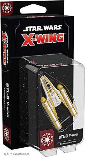 Fantasy Flight Games FFGSWZ48 Star Wars X 2nd Edition: BTL-B Y-Wing Erweiterungspack