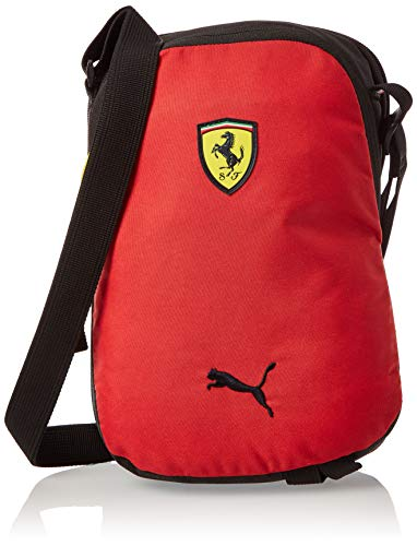 PUMA Ferrari Fanwear Schultertasche Rosso Corsa OSFA