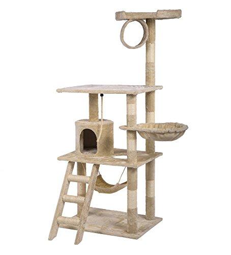"""64"""" Cat Tree Condo Furniture Scratch Post Pet House"""