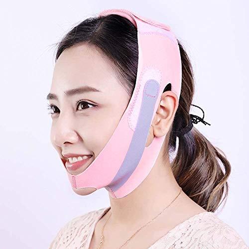 Facial Slimming Mask dubbele kin Reducer Afslanken Bandages Facial dubbele kin Gezichtsverzorging Lifting Strap
