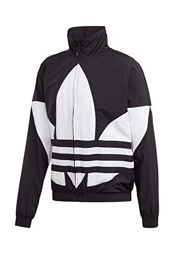 adidas Herren Sweatshirt BG Trefoil TT, Black, M, FM9892