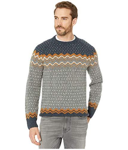 FJÄLLRÄVEN Herren Övik Knit Sweater, Acorn, L