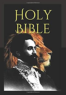 Rastafari Holy Bible: King Selassie Version