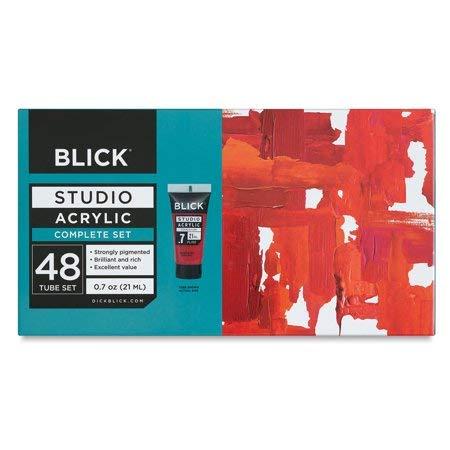 Blick Studio Acrylic Paint