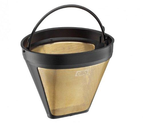 Cilio Gold-Kaffeefilter Größe 4 [W]