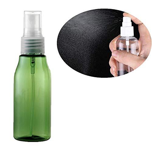 yinyinpu Vaporisateur Flacon Spray Atomiseur Fine Brume Manuel Vaporisateur Respectueux de l'environnement Pulvérisation Bouteille Ménage Vaporisateur Clear Nozzle