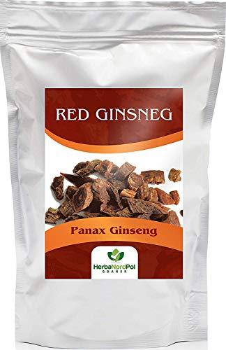 Roter koreanischer Panax Ginseng, geschnittene Wurzeln 100g