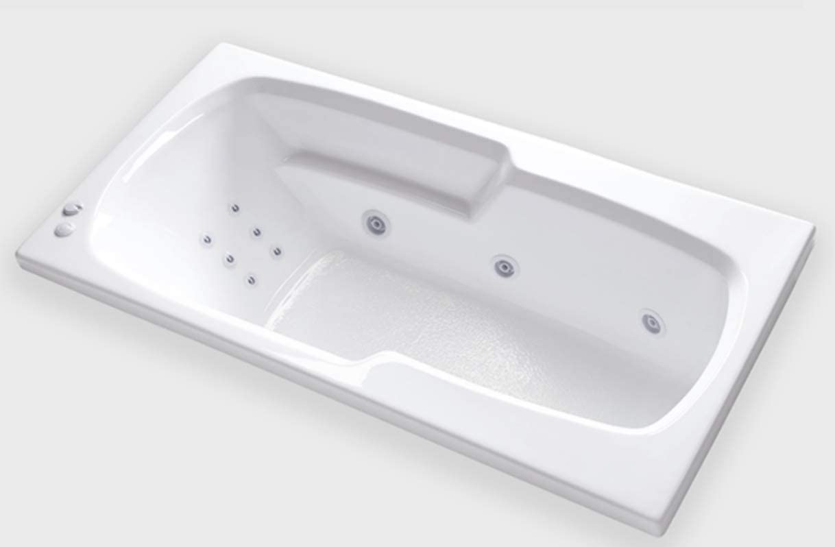 Carver Whirlpool Heated Jet Tub   Item# 12406