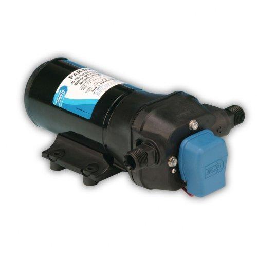 Jabsco 31620-0294 Marine ParMax 4 Waterpomp met lage druk (4.3-GPM, 25-PSI, 24-Volt, 7-Amp, Tot 4 Outlets) door Jabsco