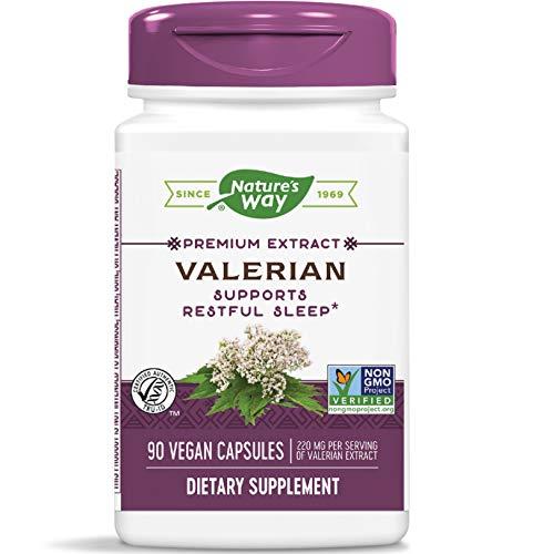 Nature's Way Valerian Caps