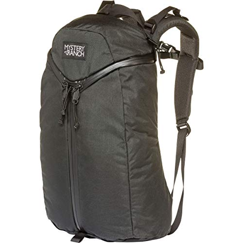 MYSTERY RANCH Urban Assault 21 Backpack - Inspired by Military Rucksacks, Black, 21L