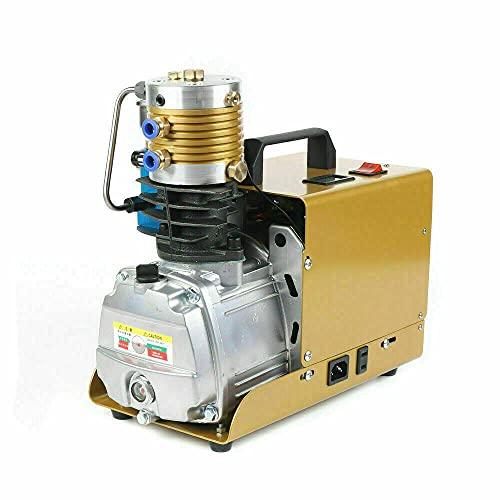 300BAR 4500 PSI Elektrische Hochdruck...