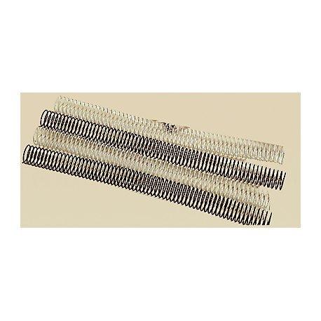 GBC ESP935310 - Espiral metálica paso 5:1 10 mm (caja 100) color blanco