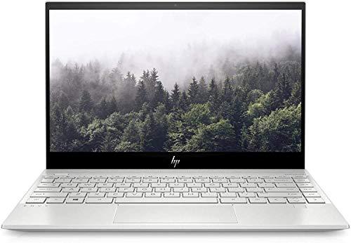 HP ENVY Laptop 13-aq1006na 13.3Inch Full HD IPS Touchscreen Laptop - Intel Core i5-1035G1 Quad Core, 8GB DDR4 Ram , 256GB SSD, Windows 10 , Gorilla Glass (Renewed)