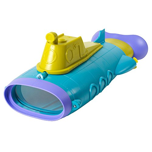 Educational Insights GeoSafari Jr. SubScope, Explore Underwater Without Getting Wet, Includes Magnifier & LED Flashlight, Ages 3+