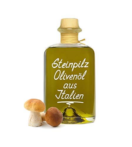 Steinpilz Olivenöl aus Italien 0,35L sehr aromatisch kaltgepresst extra vergine