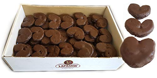 LAPASION - Palmeritas de chocolate 2,4Kg