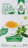 24 Mantra Organic Tulsi Green Tea, 50g