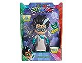 JP PJ Masks jpl24697Romeo Wave 7,6cm Deluxe Talking Figur, 15cm