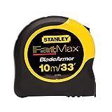 STANLEY FatMax 33-805 BladeArmor 10m/33' measuring tape