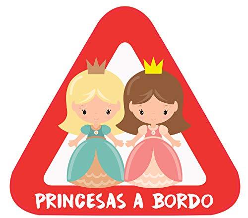 Coche Princesas