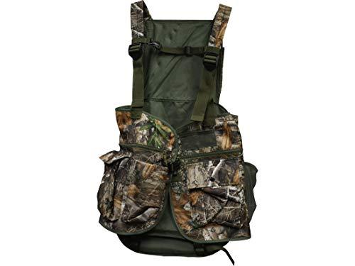 Hunters Specialties 100172 Mens L/XL Realtree Edge Camo Hunting Vest