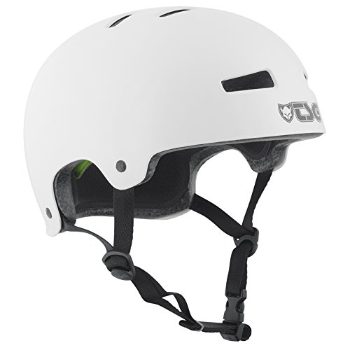 TSG Helm Evolution, Weiß (Injected-White), L/XL
