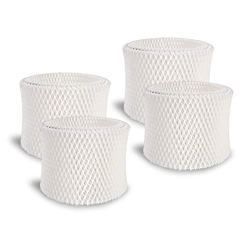IOYIJOI Humidifier Filter Replacement for Vicks WF2 3020, V3100, V3500, V3500N, V3600, V3800, V3850 and V3900 (4 Pack)