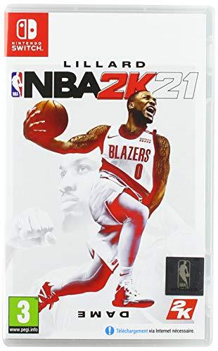 Juego NBA 2K21 para Nintendo Switch