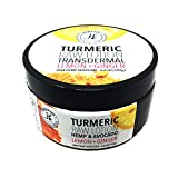 Hemp360 Organic Turmeric Raw Lotion - Hemp Infused w/Lemon & Ginger