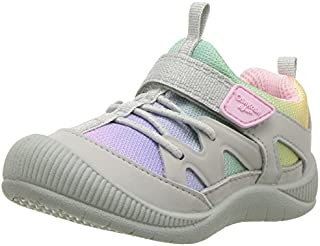 OshKosh B'Gosh Kids Abis Girl's Protective Bumptoe Sneaker