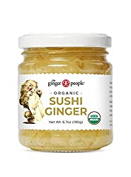 Ginger People Sushi Ginger on Amazon