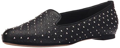 Alexander McQueen Women's Scarpa Pelle S.Cuoio, Black/Black, 35.5 (US Women's 5.5) B - Medium