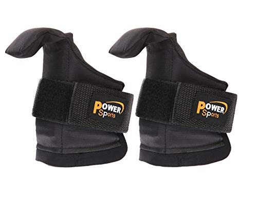 Anti-Gravity Boots -Power Boots- Economy New Improved Padding Black