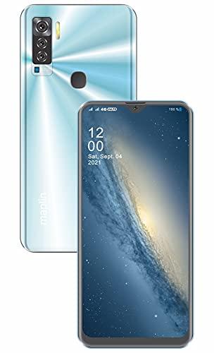 Maplin G4 Pro (4GB / 64 GB) with 6.53 Inch Touchscreen and 5000 mAh Smartphone (Fantasy Blur)