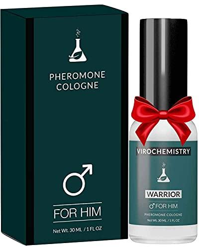 Pheromones to Attract Women for Men (Warrior) - Exclusive, Ultra Strength...