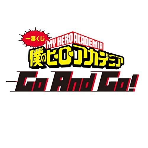 一番くじ 僕のヒーローアカデミア Go And Go!A賞・B賞・D賞・E賞 フィギュア4種セット
