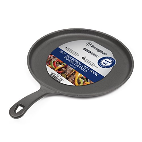 Westinghouse Cast-Iron Comal